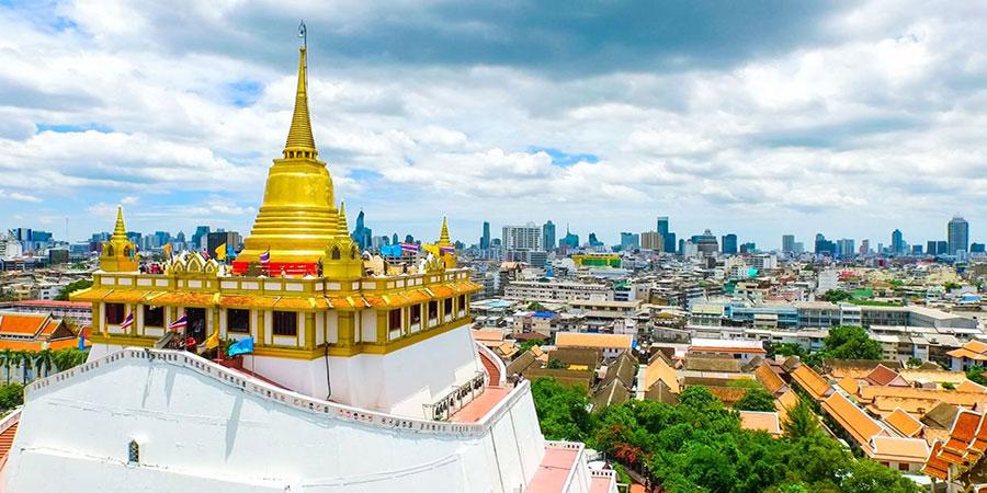 Thời điểm lý tưởng đến Thái Lan