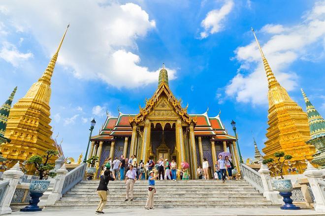 Du lịch Thái Lan ghé thăm những địa danh nổi tiếng