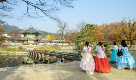Du lịch Hàn Quốc mùa thu có gì hấp dẫn?