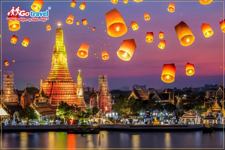 Chi phí du lịch Thái Lan tự túc là bao nhiêu?