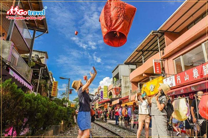 Kế hoạch du lịch Đài Loan giá rẻ