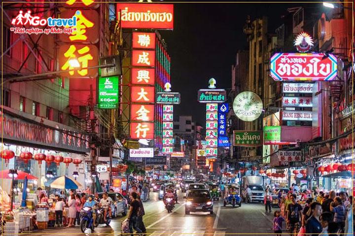Mua sắm khi đi du lịch Thái Lan