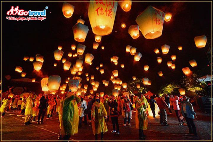 Lễ hội tại Đài Loan