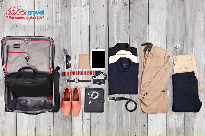 Chuẩn bị hành lý khi đi du lịch Malaysia tự túc
